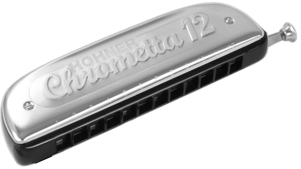HOHNER Chrometta 12 255/48 C (DO) - La Pietra Music Planet