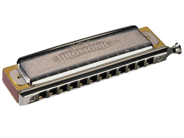 HOHNER Chromonica 48 270/48 DO (C) - La Pietra Music Planet
