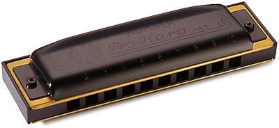HOHNER Pro Harp (MS) 562/20 - La Pietra Music Planet - 1