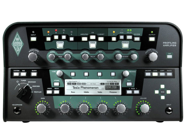 KEMPER Profiling Amplifier Power Head - La Pietra Music Planet