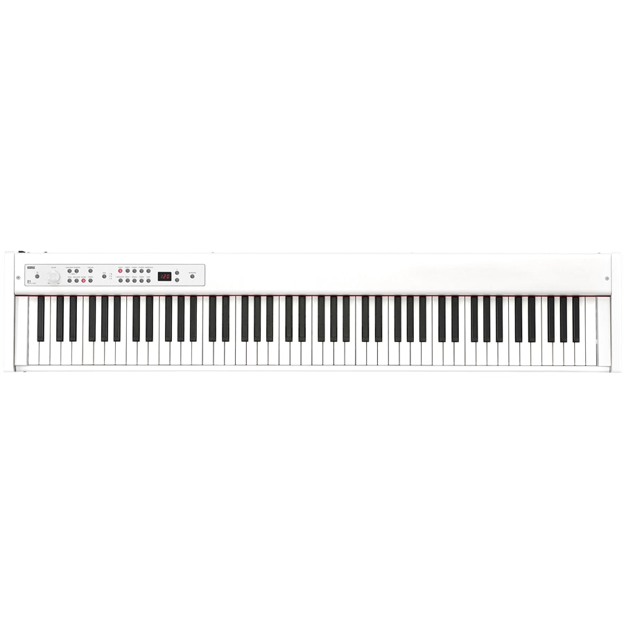 KORG D1 WHITE Stage Piano 88