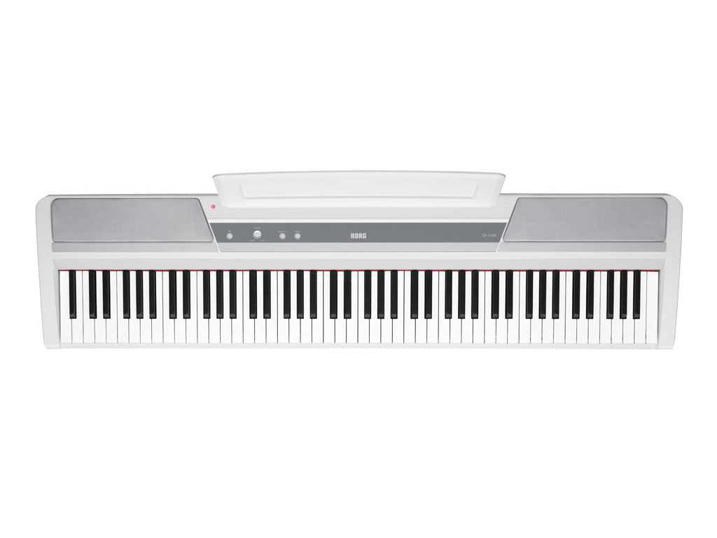 KORG Sp170s White - La Pietra Music Planet