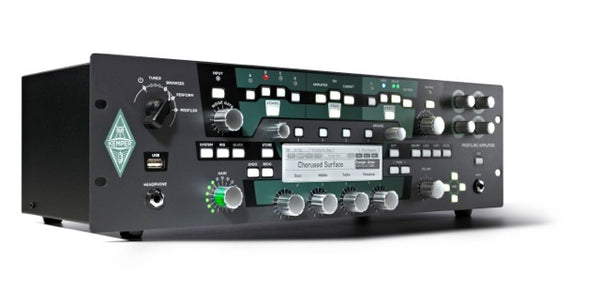 KEMPER Profiling Amplifier Rack BK Black + Remote Control