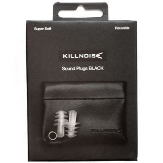 KILLNOISE Attenuatore Auricolare Black - La Pietra Music Planet