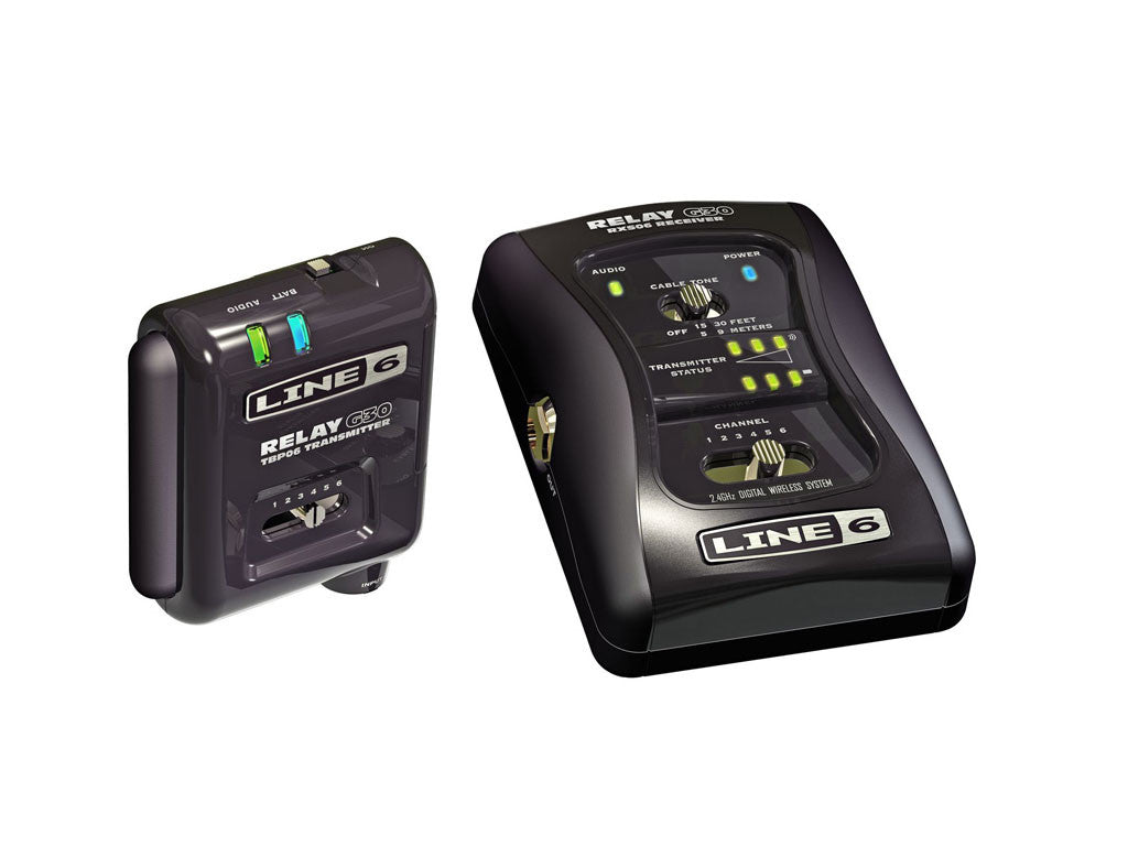 LINE6 Relay G30 WireLess - La Pietra Music Planet