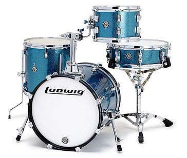 LUDWIG Lc179 Breackbeats By Questlove - La Pietra Music Planet - 3