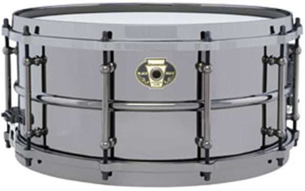 LUDWIG LW6514 RULLANTE 6.5X14 BLACK MAGIC
