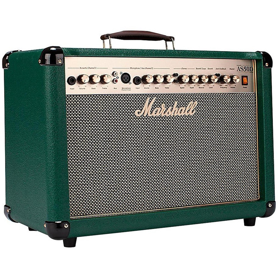 MARSHALL AS50DG Green - La Pietra Music Planet