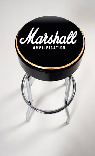 MARSHALL Guitar Stool Sgabello - La Pietra Music Planet
