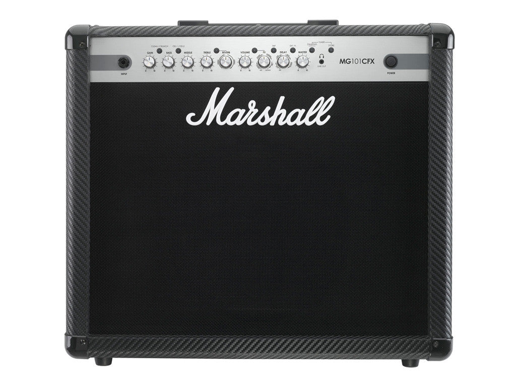 MARSHALL MG101CFX Carbon Fiber - La Pietra Music Planet