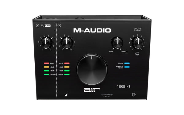 M AUDIO AIR 192-4 SCHEDA AUDIO MIDI USB