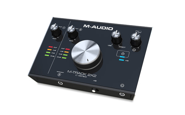 M AUDIO MTrack 2x2 - La Pietra Music Planet
