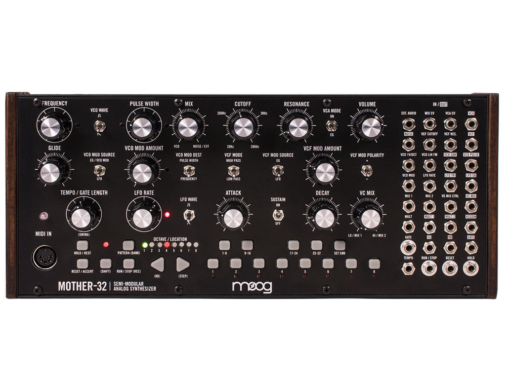 MOOG Mother 32 - La Pietra Music Planet