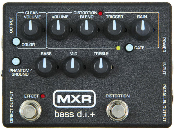 MXR M80 Bass DI+ - La Pietra Music Planet