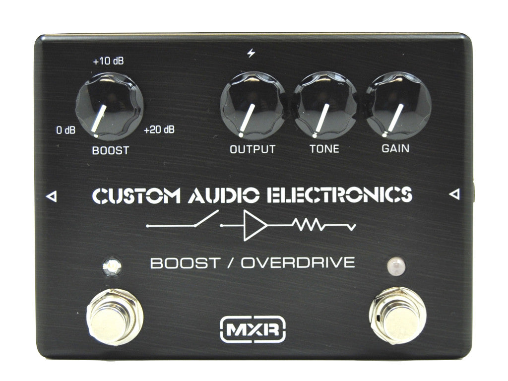 MXR MC402 Boost / Overdrive - La Pietra Music Planet