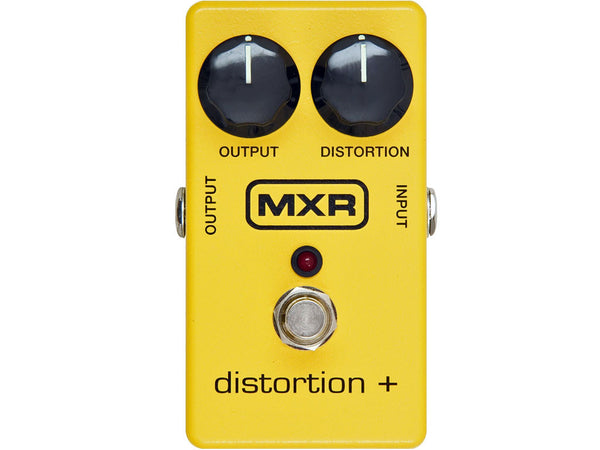 MXR M104 Distortion+ - La Pietra Music Planet