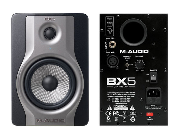 M AUDIO Bx5 Carbon - La Pietra Music Planet