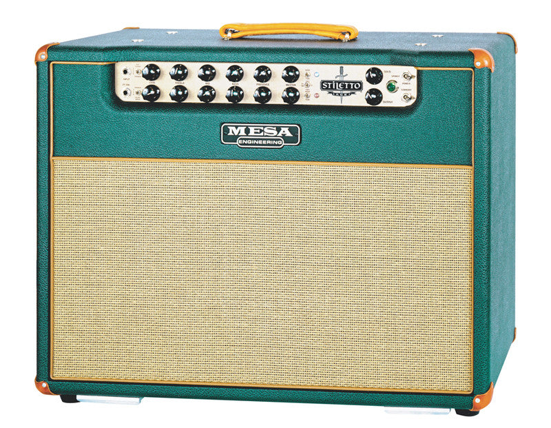 MESA BOOGIE Stiletto Ace Combo Emerald Green - La Pietra Music Planet - 1