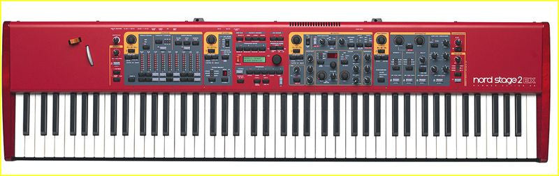 NORD NordStage 2 Ex88 New! - La Pietra Music Planet