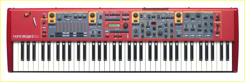 NORD NordStage 2 EX Compact 73 New! - La Pietra Music Planet