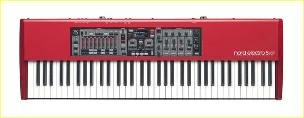NORD Nord Electro 5HP 73 - La Pietra Music Planet
