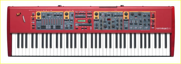 NORD Nord Stage 2 EX HP76 New! - La Pietra Music Planet