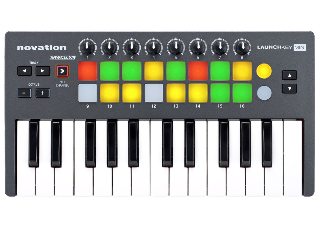 NOVATION Launchkey Mini - La Pietra Music Planet