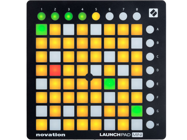 NOVATION LaunchPad Mini Mk2 - La Pietra Music Planet