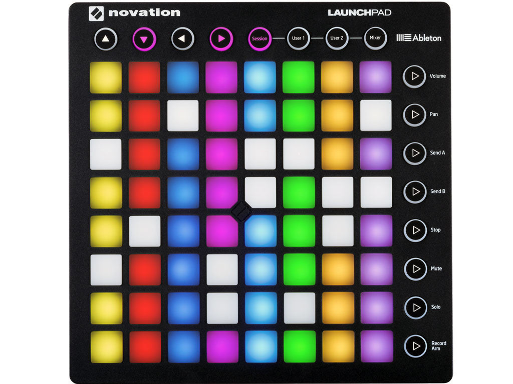 NOVATION LaunchPad Mk2 - La Pietra Music Planet