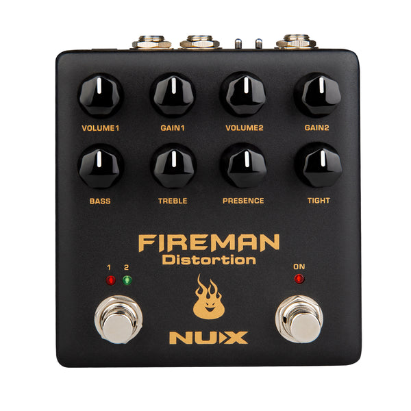 NUX NDS5 FIREMAN DISTORTION