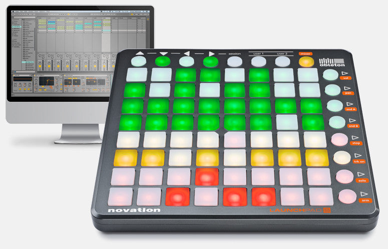 NOVATION Launchpad S - La Pietra Music Planet