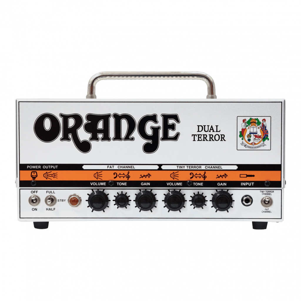 ORANGE DT30H DUAL TERROR - Ex Demo -