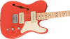 SQUIER Paranormal Cabronita Telecaster® Thinline Maple Fingerboard Fiesta Red
