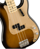 FENDER American Original '50s Precision Bass® MN 2 Color Sunburst
