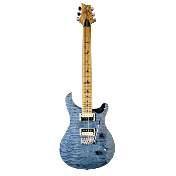 PRS SE CU24 ROASTED LTD WHALE BLU 2019