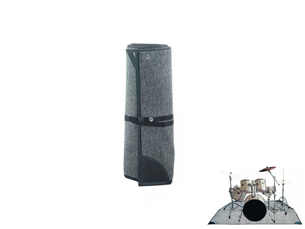 ROCKBAG RB22200B Drum Floor Carpet - La Pietra Music Planet