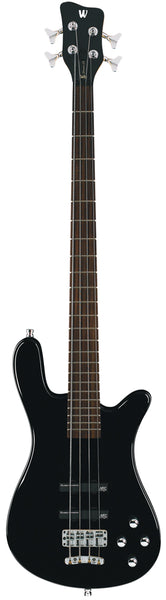 WARWICK ROCKBASS STREAMER LX 4 BLACK HIGH POLISH