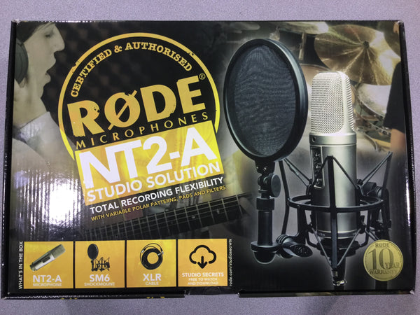RODE NT2AC STUDIO BUNDLE