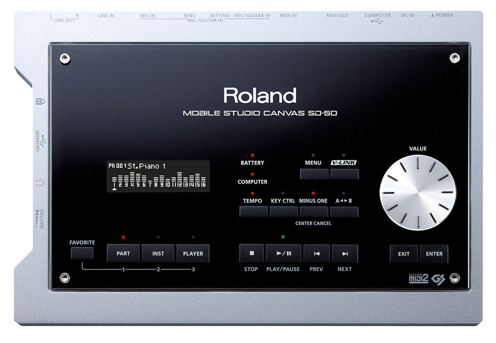 ROLAND SD50 - La Pietra Music Planet - 1