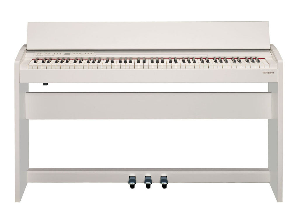 ROLAND F140R White - La Pietra Music Planet