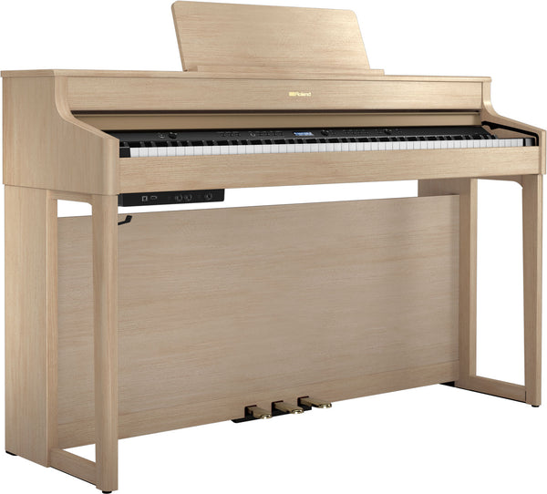 ROLAND HP 702 LA LIGHT OAK