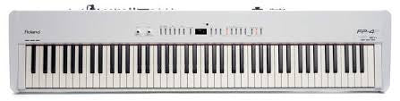 ROLAND Fp4wh Bianco Stage Piano Used - La Pietra Music Planet
