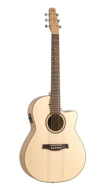 SEAGULL Heart Of Wild Cherry Cw BBT35 - La Pietra Music Planet - 1