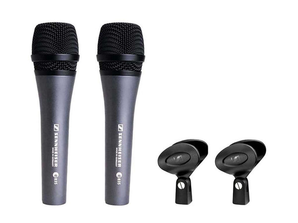 SENNHEISER eKIT2 Conf. 2 E835+Clamp - La Pietra Music Planet