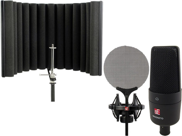 SE ELECTRONICS Magneto+Reflexion Filter X+Isolation Pack - La Pietra Music Planet