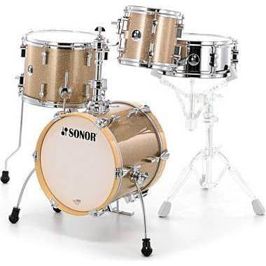 SONOR SEE14 Martini Gold Galaxy Sparkle - La Pietra Music Planet