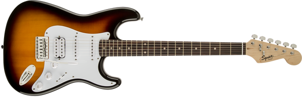 SQUIER Bullet® Stratocaster® HSS, Laurel Fingerboard, Brown Sunburst