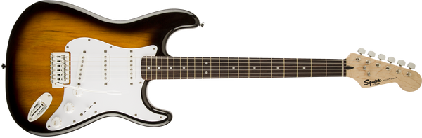 SQUIER Bullet® Stratocaster®, Laurel Fingerboard, Brown Sunburst