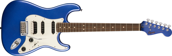 SQUIER Contemporary Stratocaster® HSS, Laurel Fingerboard, Ocean Blue Metallic