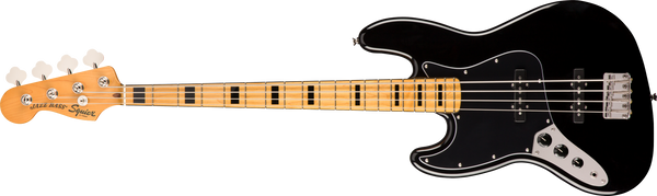 SQUIER Classic Vibe '70s Jazz Bass® Left-Handed, Maple Fingerboard, Black